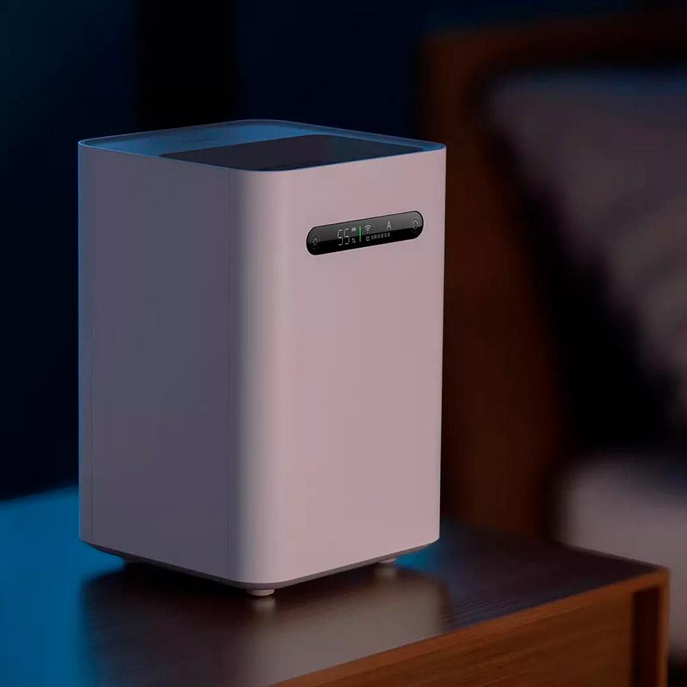 Увлажнитель воздуха Xiaomi Smartmi PURE Air Humidifier 2 с Дисплеем (CJXJSQ04ZM)